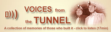 Voices from the Tunnel - A collection of memories in spoken word.