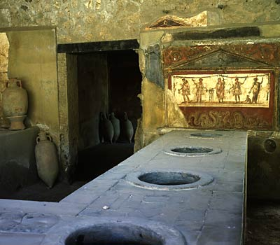 Bbc History Ancient History In Depth Pompeii Art And Architecture Gallery