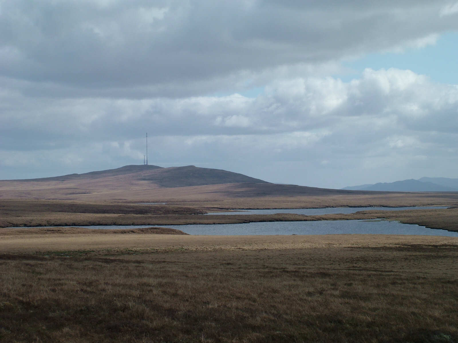 Eitsal from the Pentland Road