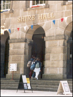 The Shire Hall