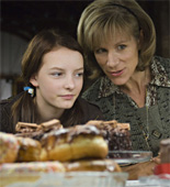 Dakota Blue Richards (left) and Juliet Stevenson star in this powerful family drama based on Jacqueline Wilson's novel