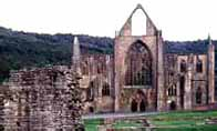 photograph of Tintern Abbey