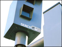 Serco Gatso Meter speed Camera