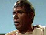 Frank Finlay as Brutus