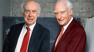 the discovery and understanding of the structure of dna by james watson and francis crick The discovery in 1953 of the double helix, the twisted-ladder structure of deoxyribonucleic acid (dna), by james watson and francis crick marked a milestone in the history of science and gave rise to modern molecular biology, which is largely concerned with understanding how genes control the chemical processes within cells.