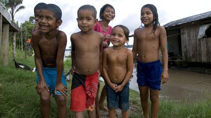 BBC - Bruce Parry's Amazon - About The Journey - Amazonas ...