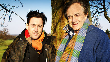 Scotland On Screen: Alan Cumming with Gregory's Girl director Bill Forsyth