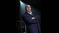 "Omid Djalili, ""Iran's answer to Carol Vorderman"", returns with a new series of his sketch, song and stand-up show"