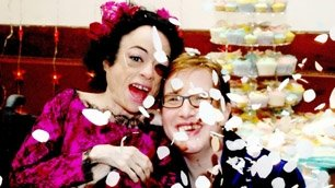 LIz Carr and Jo Church