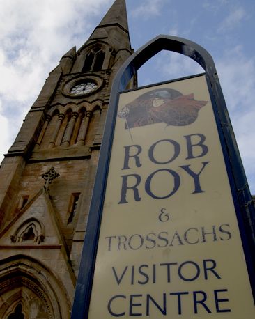Rob Roy Visitor Centre