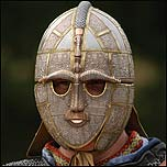 King Raedwald replica mask