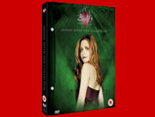 Buffy season seven DVD set