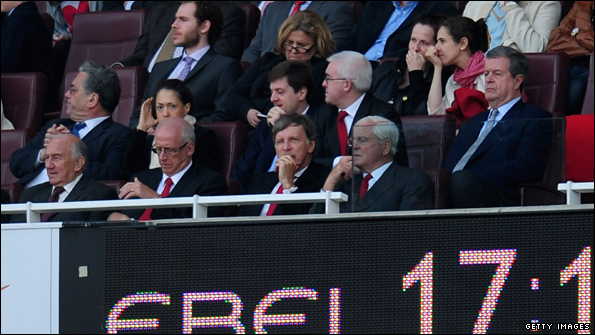 Kroenke's offer for the remaining Arsenal shares reiterates his intent to not load club with debt