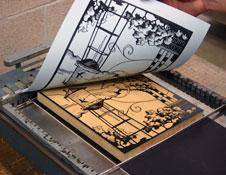 BBCGCSE BitesizePrinting 2letterpress, lithography and gravure