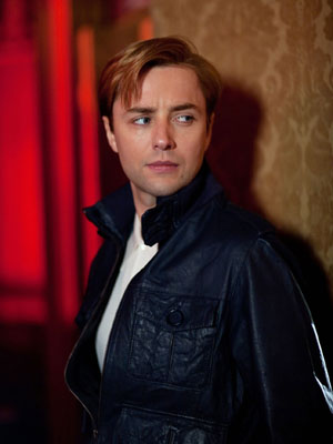 Vincent Kartheiser as Pete Campbell in Martin Amis' Money