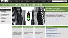 BBC Standards and Guidelines website