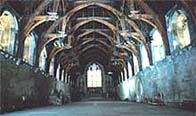Photograph showing Westminster Hall