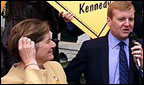Jenny Tonge and Charles Kennedy