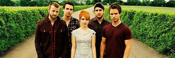 BBC - Chart Blog: Paramore - 'Ignorance'