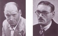 Photographs showing the results of disguise