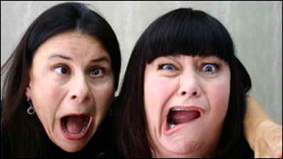 Dawn French and co