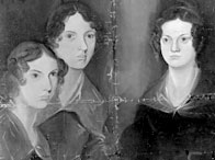 Anne, Emily and Charlotte Bronte, c.1834