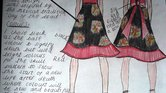 My dress design...