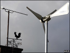 BBC - Ethical Man blog: Why micro wind turbines don't work