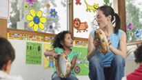 BBC - Schools Parents - How to become a nursery nurse