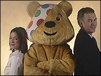 Join Georgie, Pudsey and Roger