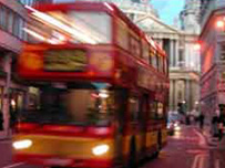 bus london congestion charge