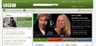 green_bbc_home_page