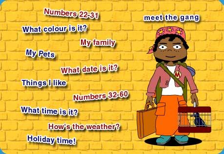 Interracial love quiz