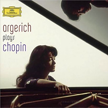 Review of Argerich Plays Chopin (feat. piano: Martha Argerich)