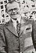 Photograph of Jack Gorst