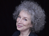 Margaret Atwood, copyright George Whiteside.