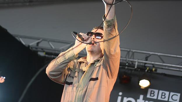 The Invasion Of... on the BBC Introducing stage