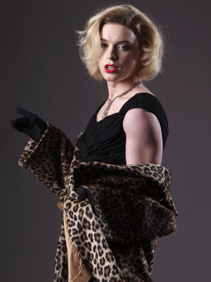 Freddie Fox as Marylin in Worried About The Boy
