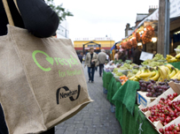 No plastic bags in Newham