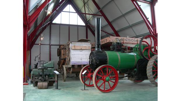 Ransomes Traction Engine