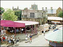 The fair in 1993.