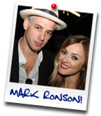 See more photos of Mark Ronson and The Business International by clicking here!