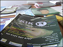 KIKIT - tackling drugs in Sparkbrook