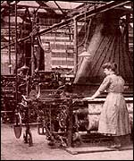 in the mill
