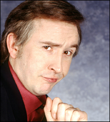 Steve Coogan as Alan Partidge