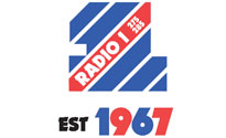 The 1980s Radio 1 logo