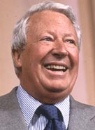 Edward Heath, c.1975