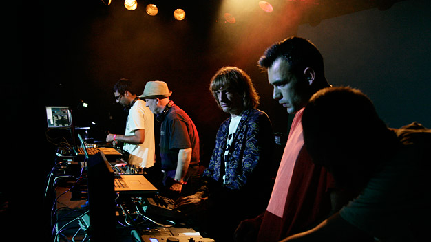 Coldcut via The Radiophonic Workshop