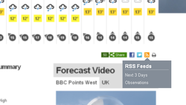 Bbc Bbc Internet Blog Bbc Weather Getting More Granular