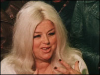 Diana Dors in 1978